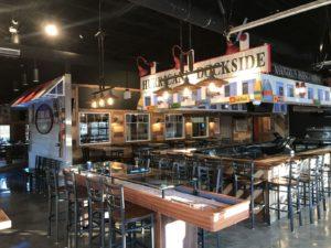 Hurricane Dock Side Bar