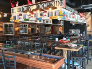 Hurricane Dockside Bar